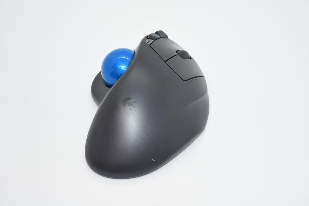 ボール式マウスのロジクール