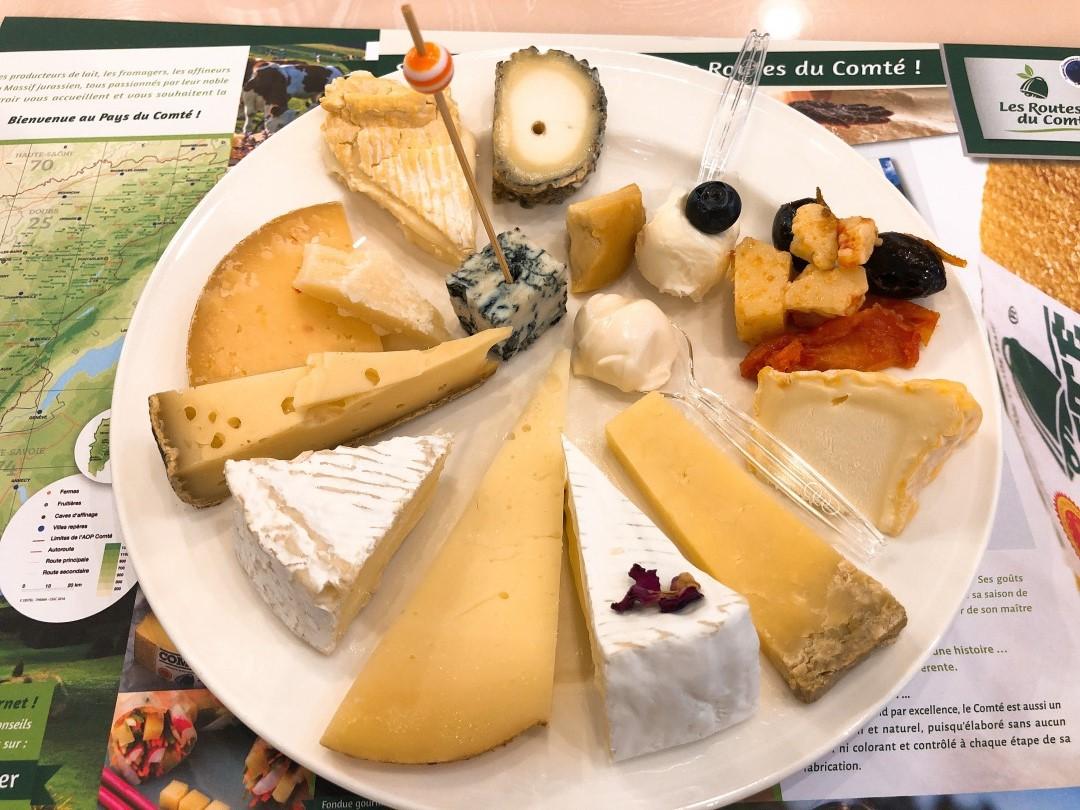 チーズ王国のチーズビュッフェ