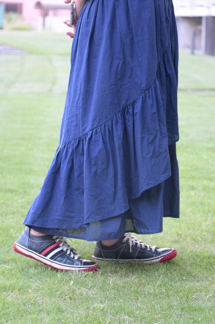スピングルムーブは女性にもおすすめの革靴