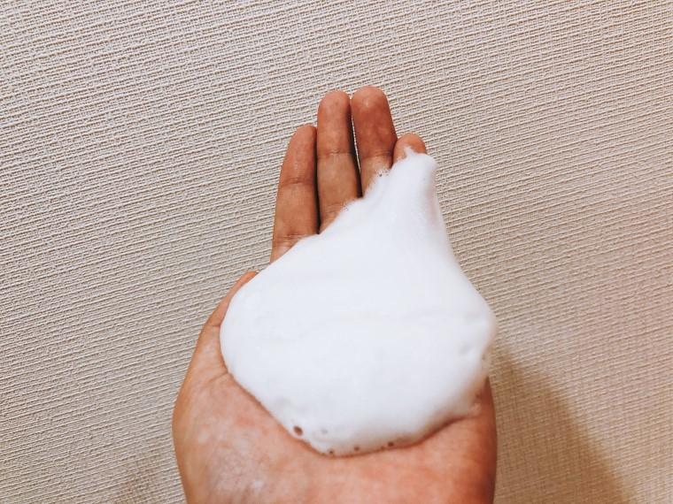 カダソンの洗顔フォーム