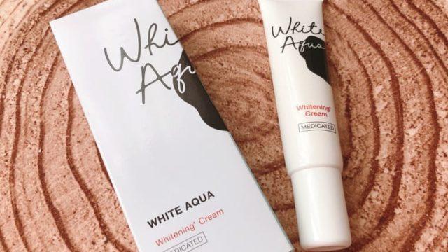ホワイトアクア薬用美白クリーム
