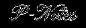 P-Notesのロゴ画像
